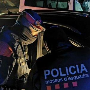 Confinament Igualada Twitter @mossos