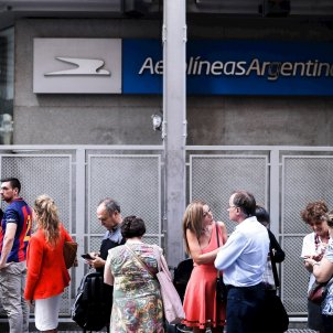 Aerolinias Argentinas vols coronavirus Argentina EFE