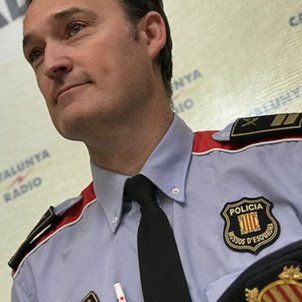 Eduard Sallent comissari Mossos