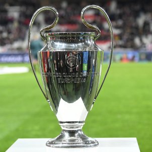 Champions League Copa trofeu Europa Press