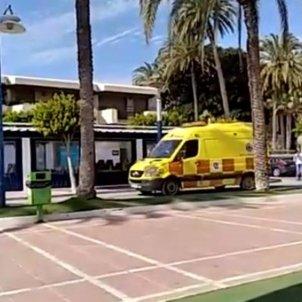 Múrcia sanitaris @murciamiliciana