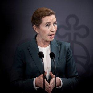 Mette Frederiksen primera ministra dinamarca - Efe