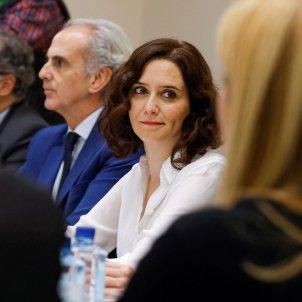 Isabel Díaz Ayuso EFE