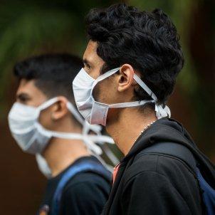 Coronavirus noi mascareta - Efe