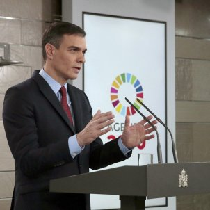 president espanyol pedro sanchez - Efe
