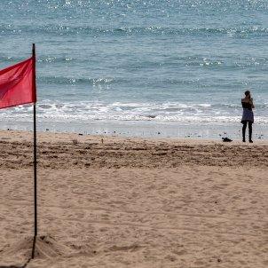 platges tancades coronavirus - EFE