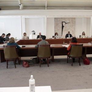 consell de ministres 1 metre distància moncloa