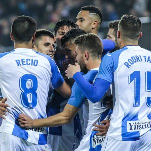 Leganés gol EuropaPress