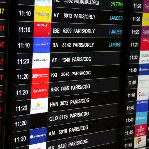 panell el prat aeroport - ACN