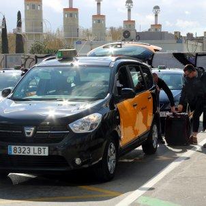 taxis barcelona coronavirus estat d'alarma - ACN