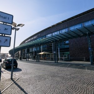 Aeroport Bremen Alemanya EFE