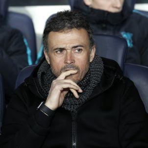 Luis Enrique PSG Barça Efe