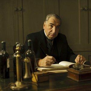 Majordom Carson Downton Abbey 2