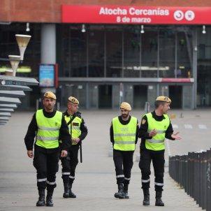 militars Madrid coronavirus EP