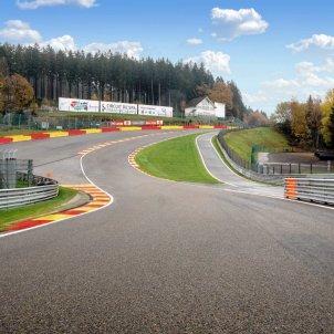 Spa Francorchamps circuit @circuitspa