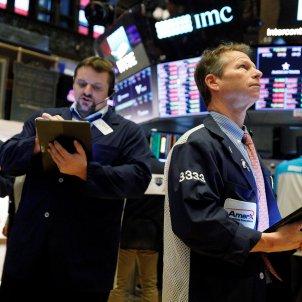 Wall Street borsa Nova York economia Coronavirus - Efe