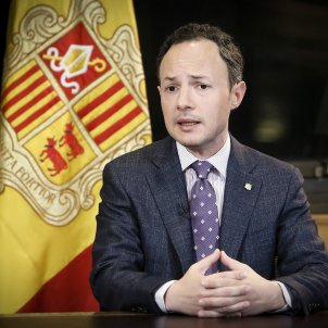 jefe gobierno andorra xavier espot - EuropaPress