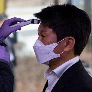 Corea coronavirus EFE