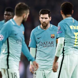 Messi Barça PSG Efe