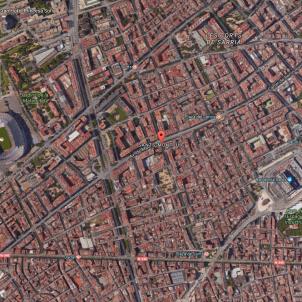 sants montjuic google maps