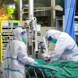 Equipaments alta protecció coronavirus EuropaPress