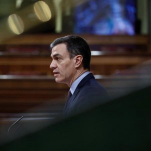 Pedro Sánchez congrés coronavirus EFE