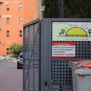 residencia Monte Hermoso de Madrid coronavirus - EFE