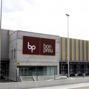 Parc logistic de Bon Preu. Foto: ACN