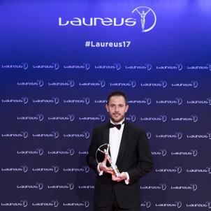 Premis Laureus Barça FC Barcelona
