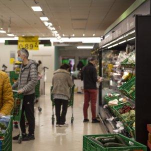 Mercadona supermercat compra coronavirus - Sergi Alcazar