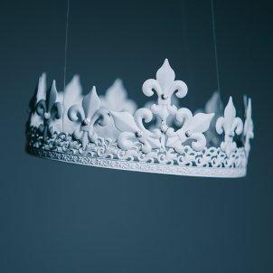 Corona de paper monarquia rei (Pro Church)