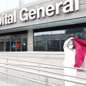 urgencies de l'Hospital de la Paz Madrid salut sanitat coronavirus - Efe