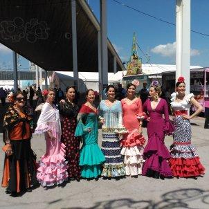 Arrimadas Feria Abril Barcelona EuropaPress
