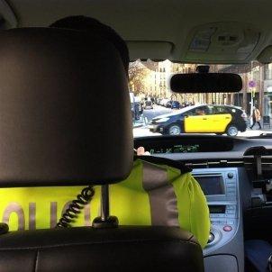 guardia urbana cotxe europa press