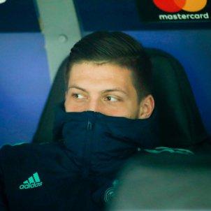 Luka Jovic Reial Madrid EuropaPress