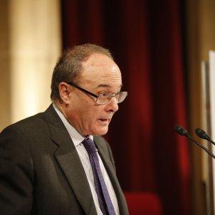 Luis Maria Linde Banco España - Sergi Alcàzar