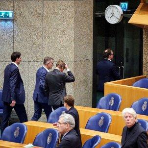 Parlament Holanda EFE