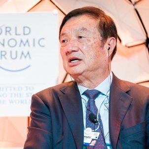 Ren Zhengfei huawei europa press