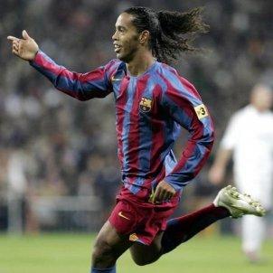 Ronaldinho Barca @FCBarcelona