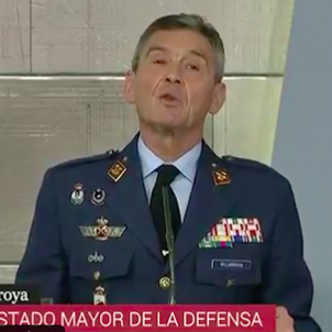 Cap estat major defensa TVE
