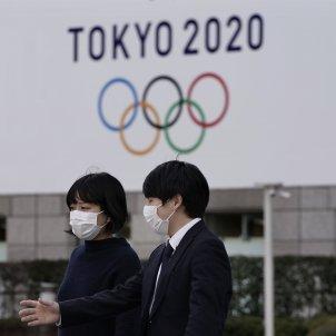 Jocs Olimpics Toquio 2020 mascaretes JJOO EFE
