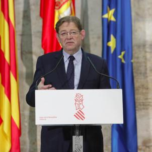 Ximo Puig Generalitat valenciana