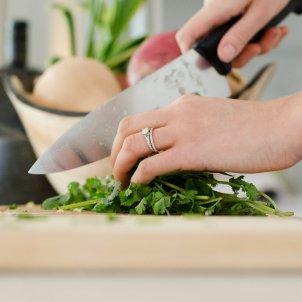 Cocinar Unsplash