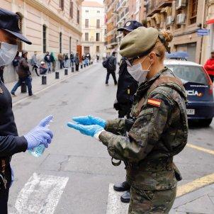 exèrcit espanyol militar - EFE