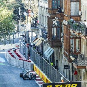 GP Azerbaiyan Formula 1 Europa Press Baku