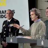 Tercera querella contra el govern espanyol per la gestió del coronavirus
