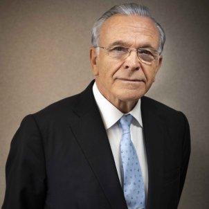 Isidro Fainé Presidente Fundación Bancaria la Caixa