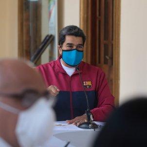 Nicolas Maduro Barca EFE