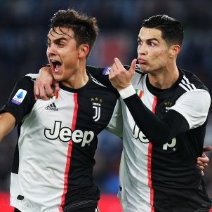 Dybala Cristiano Ronaldo EuropaPress