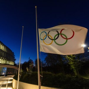 Anelles Jocs Olímpics EFE